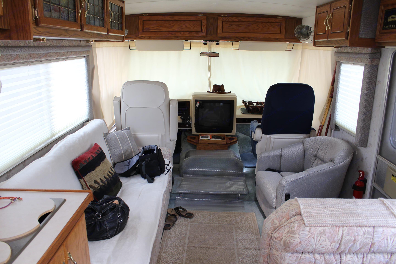 Airstream Cutter 1996