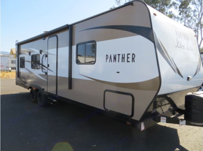 Pacific Coachworks Panther 2018