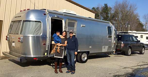 The Owners. Airstream International 25' 2015