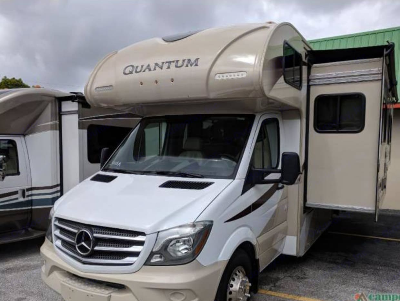 Thor Motor Coach Quantum Sprinter 2019