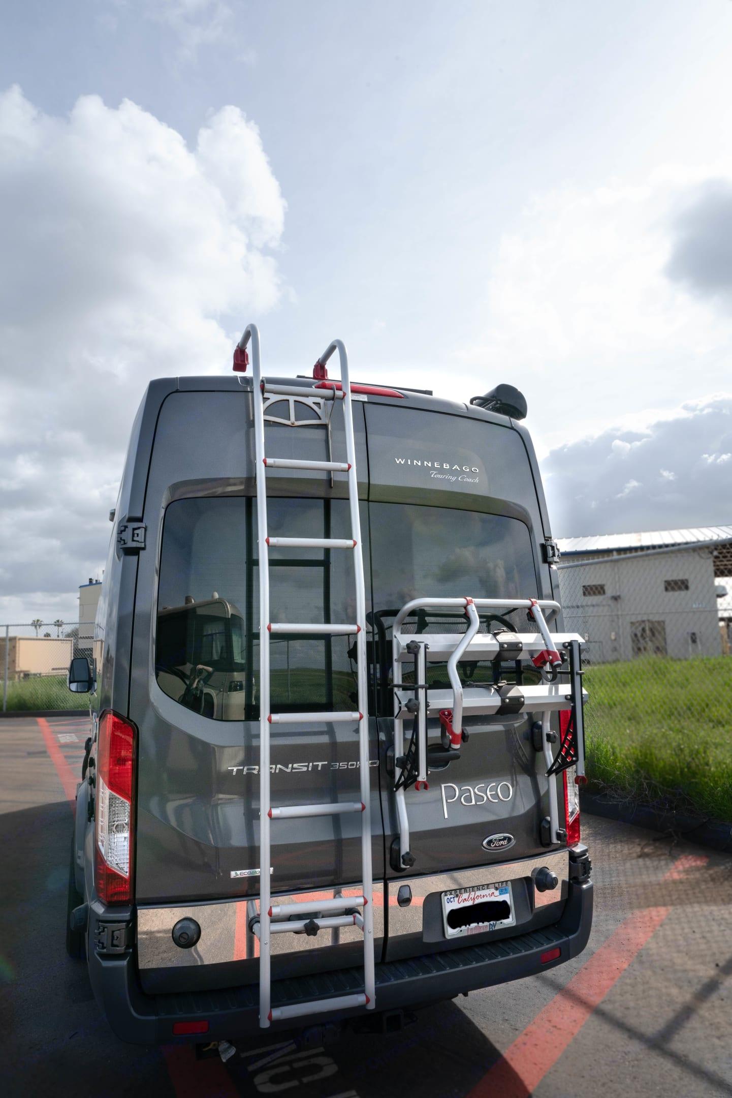 Winnebago Ford Transit 2017