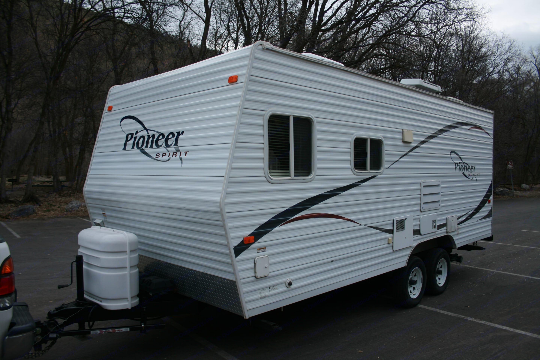 Fleetwood Pioneer 2007