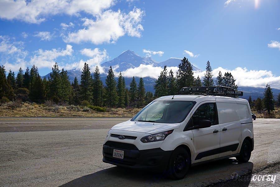 Ford Transit Custom 2019