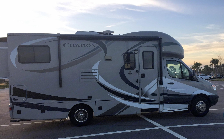 Thor Motor Coach Chateau Citation Sprinter 2014