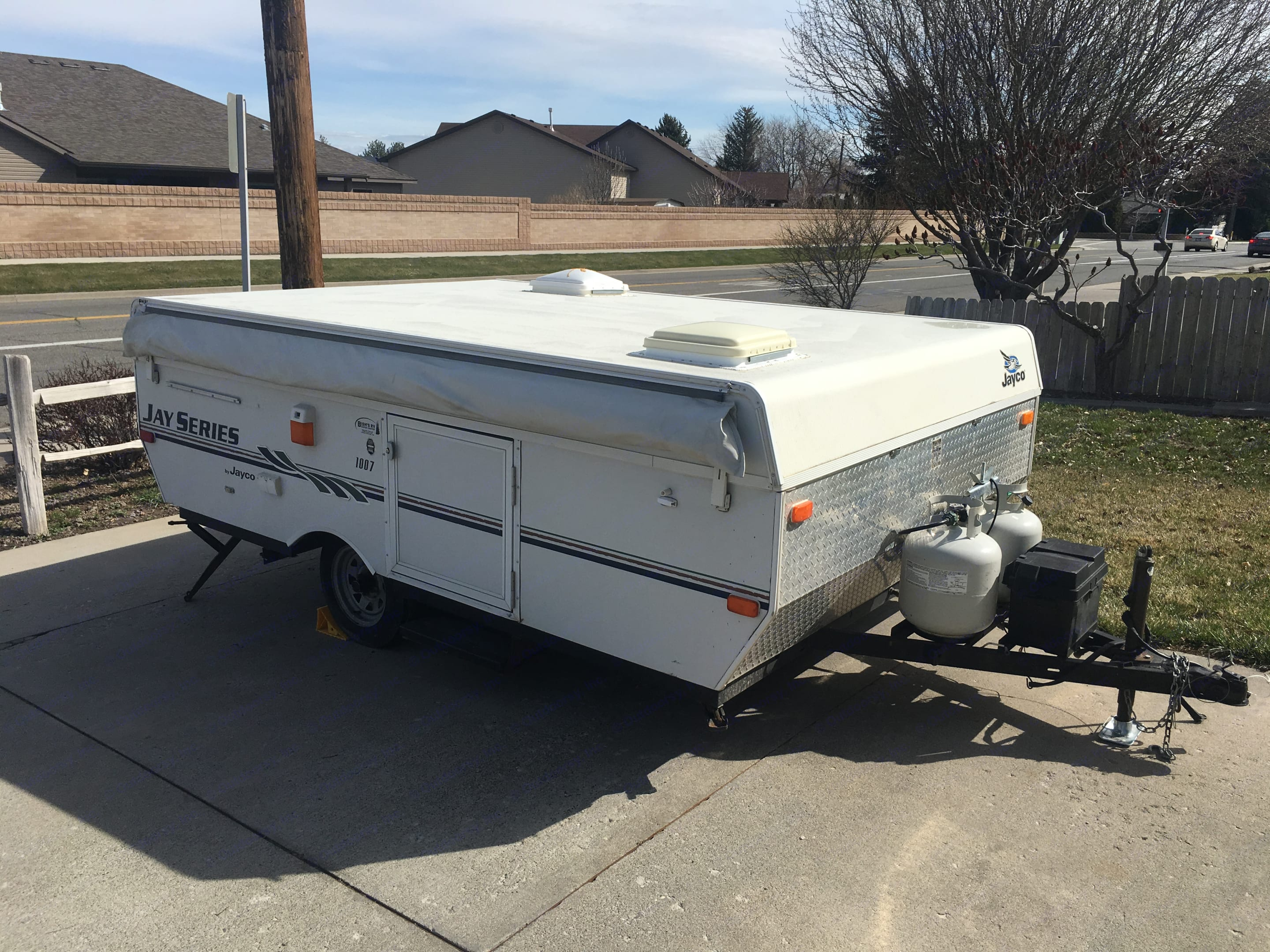 Ready for the next adventure!. Jayco Jay Series 2007