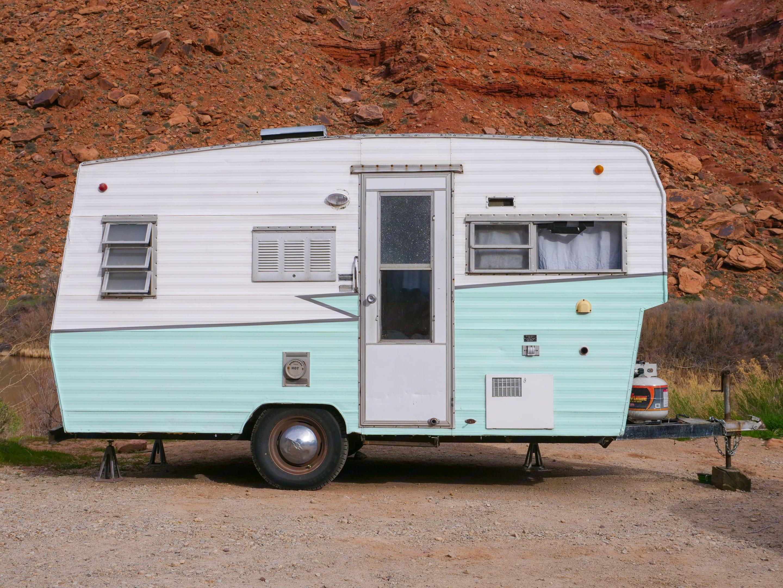 Shasta Traveler 1971