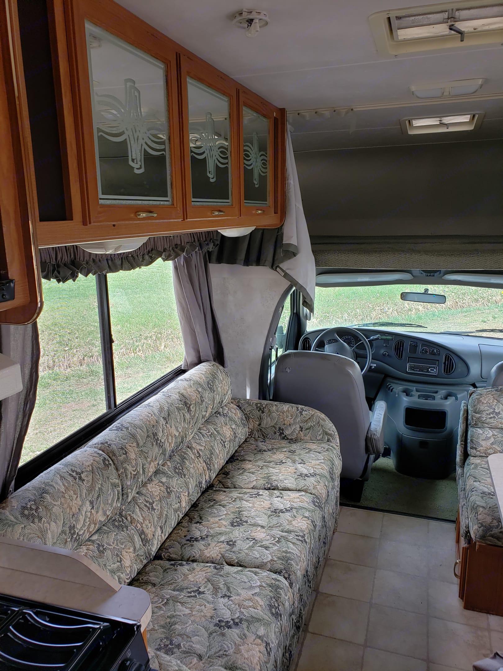 Coachmen Roadmaster 2004