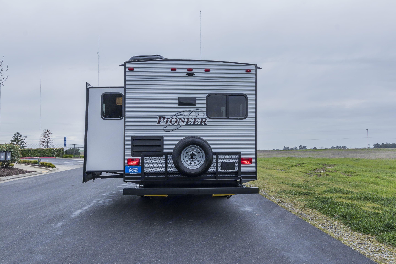 Pioneer Travel Trailer 2019