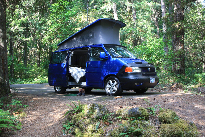 Volkswagen Eurovan Weekender 2001