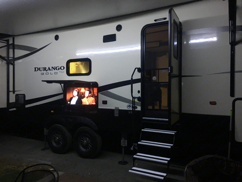 K-Z Manufacturing Durango 1500 2018