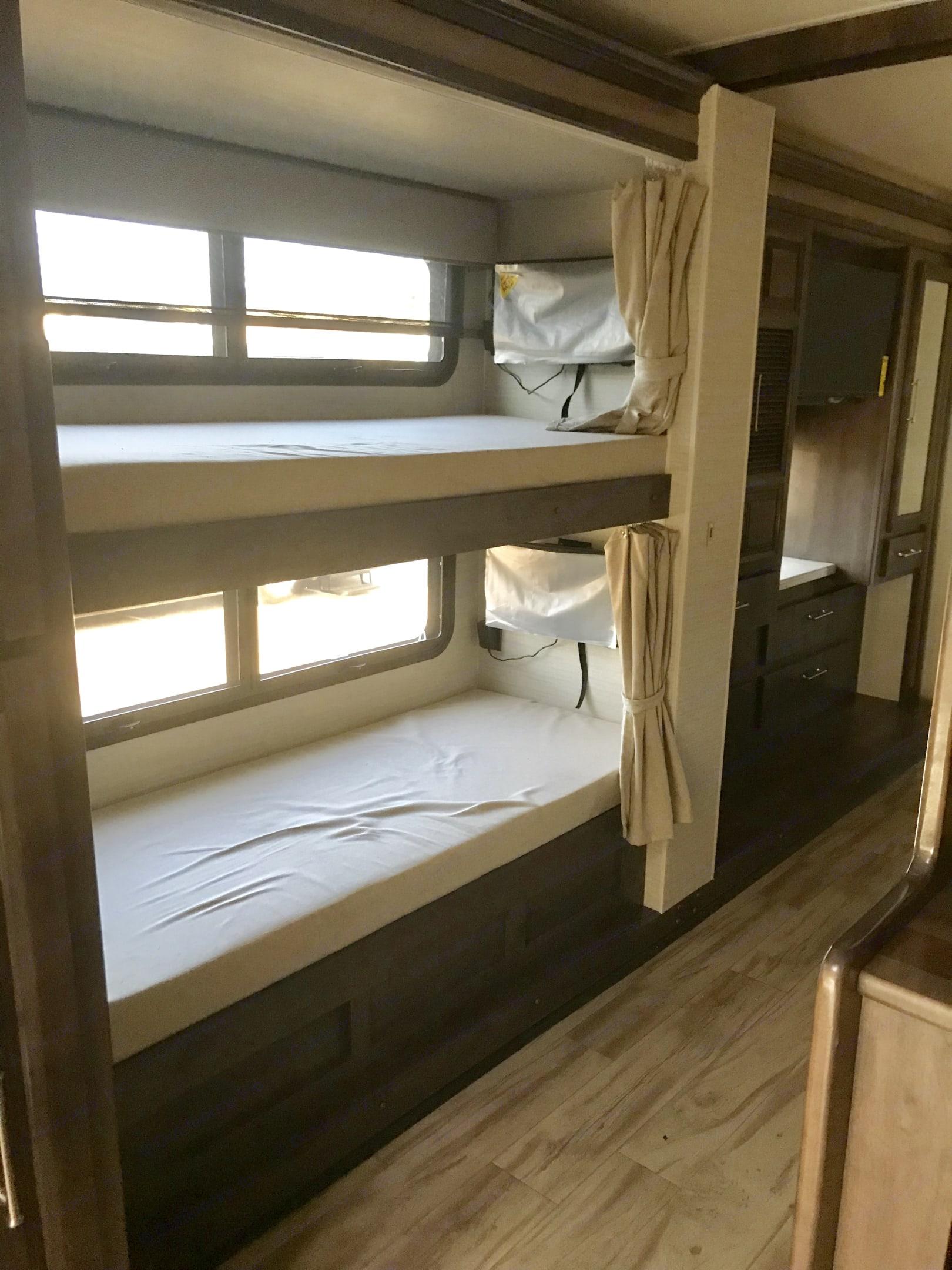 Bunk Beds. Entegra Coach Emblem 2019