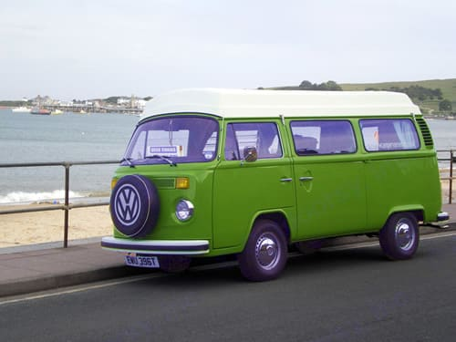 Volkswagen Type 2 1978