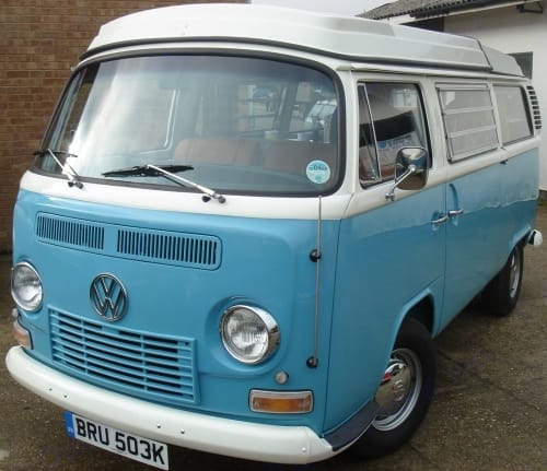 Volkswagen Type 2 1972