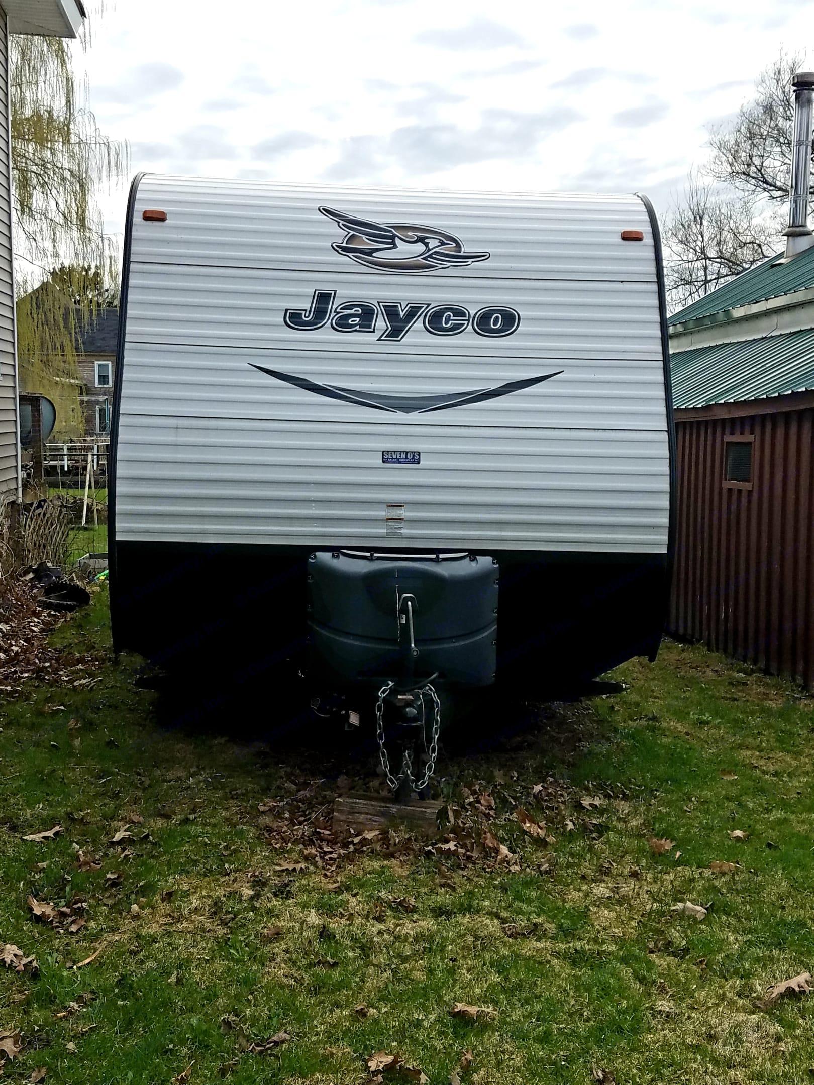 Front View. Jayco Jay Flight SLX 264BHW 2016
