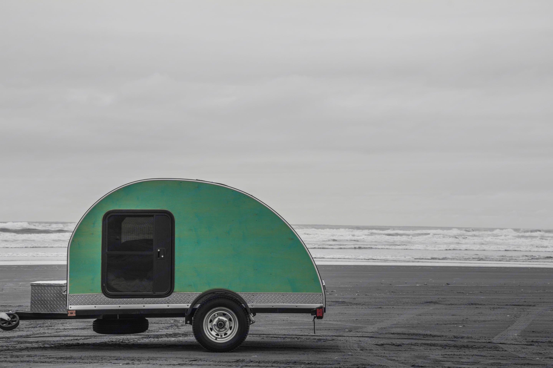 Custom Teardrop Camper 2018
