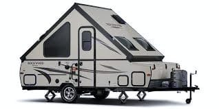 The Rockwood A192HW is a fantastic littler trailer with lots of room for a family of four.. Forest River Rockwood A192HW 2017