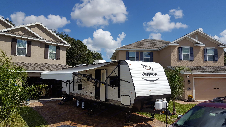 Easy 10 minute set up. Jayco Jay Flight SLX 287 BHSW 2017