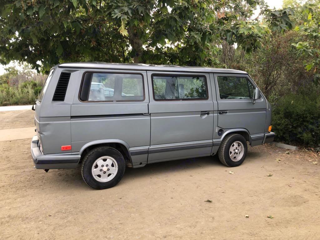Volkswagen Vanagon 1988