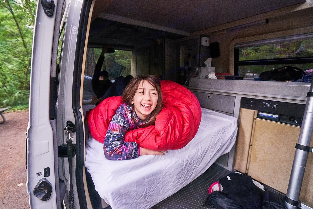 Cozy camp vibes and endless smiles await.. Volkswagen Eurovan Camper 1997