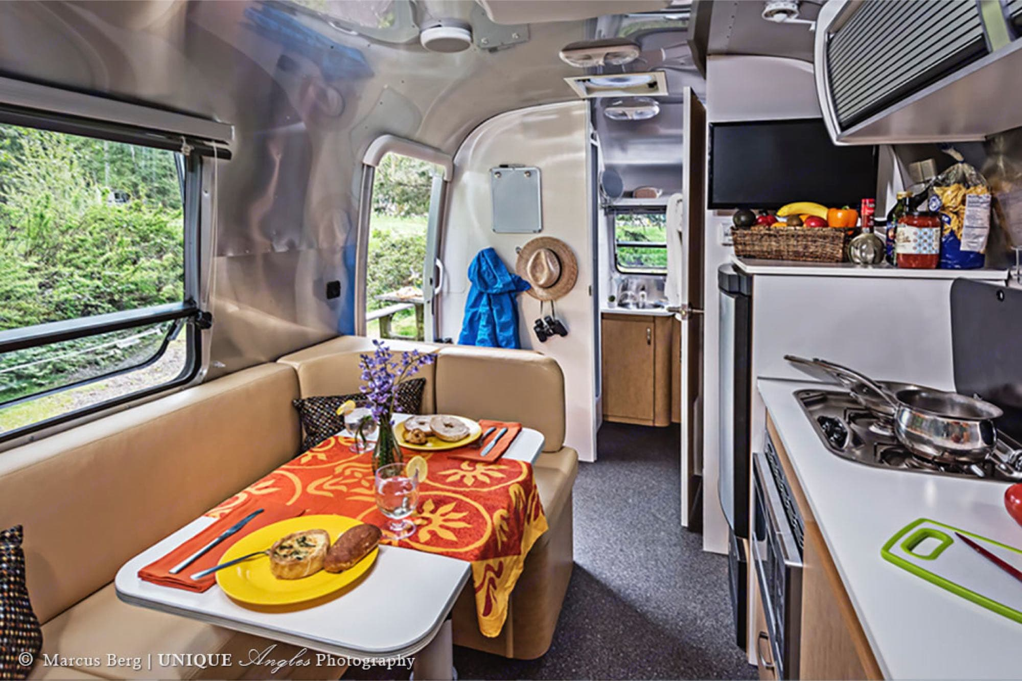 Home Away from Home.. Airstream Sport 2015