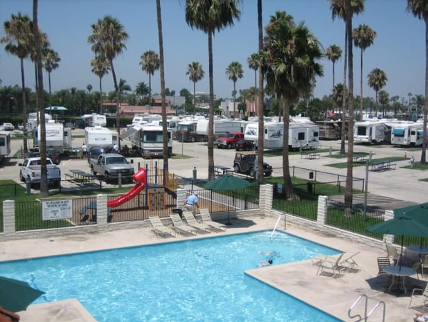 Anaheim RV Resort Near Disneyland with Shuttle Service to Disneyland  OC/LA County Beaches / Anaheim / Disneyland Trailers DELIVERED AND Fully Stocked. $130 - $165nt - OC/LA Beaches / Aneheim / Disneyland DELIVERED AND Fully Stocked 2018