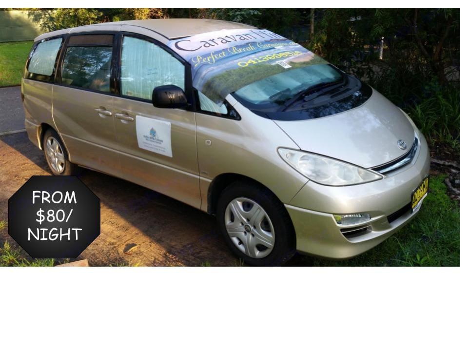 Toyota Tarago Premium 2004