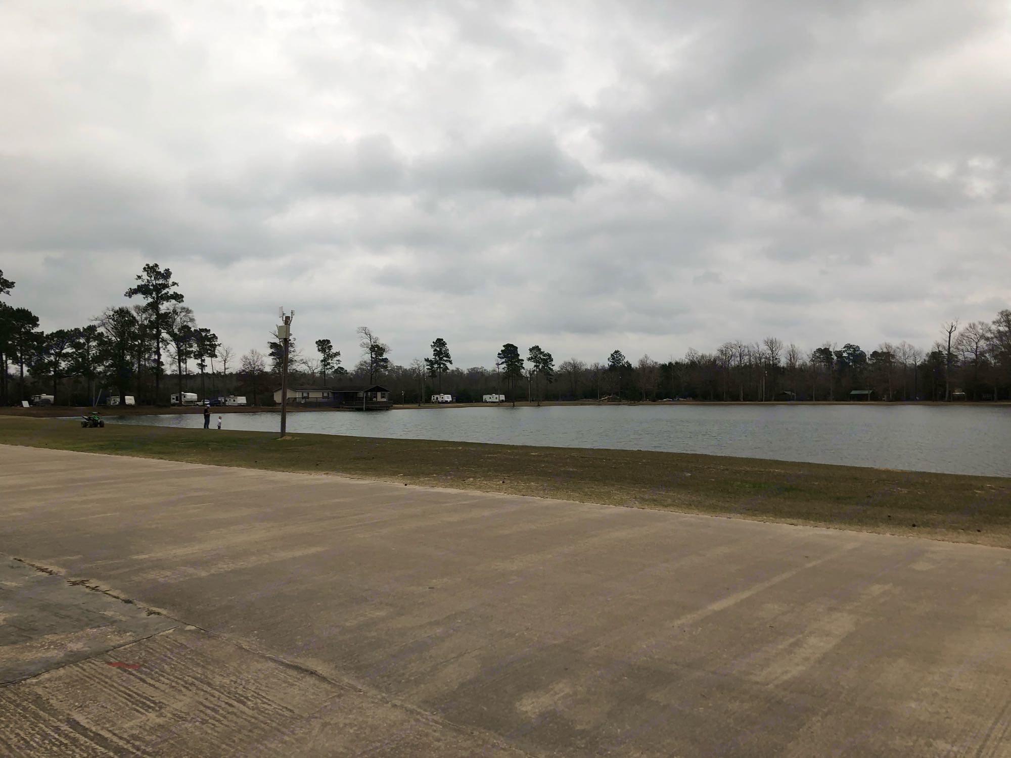 Thompson Lake. Keystone Hideout 2018