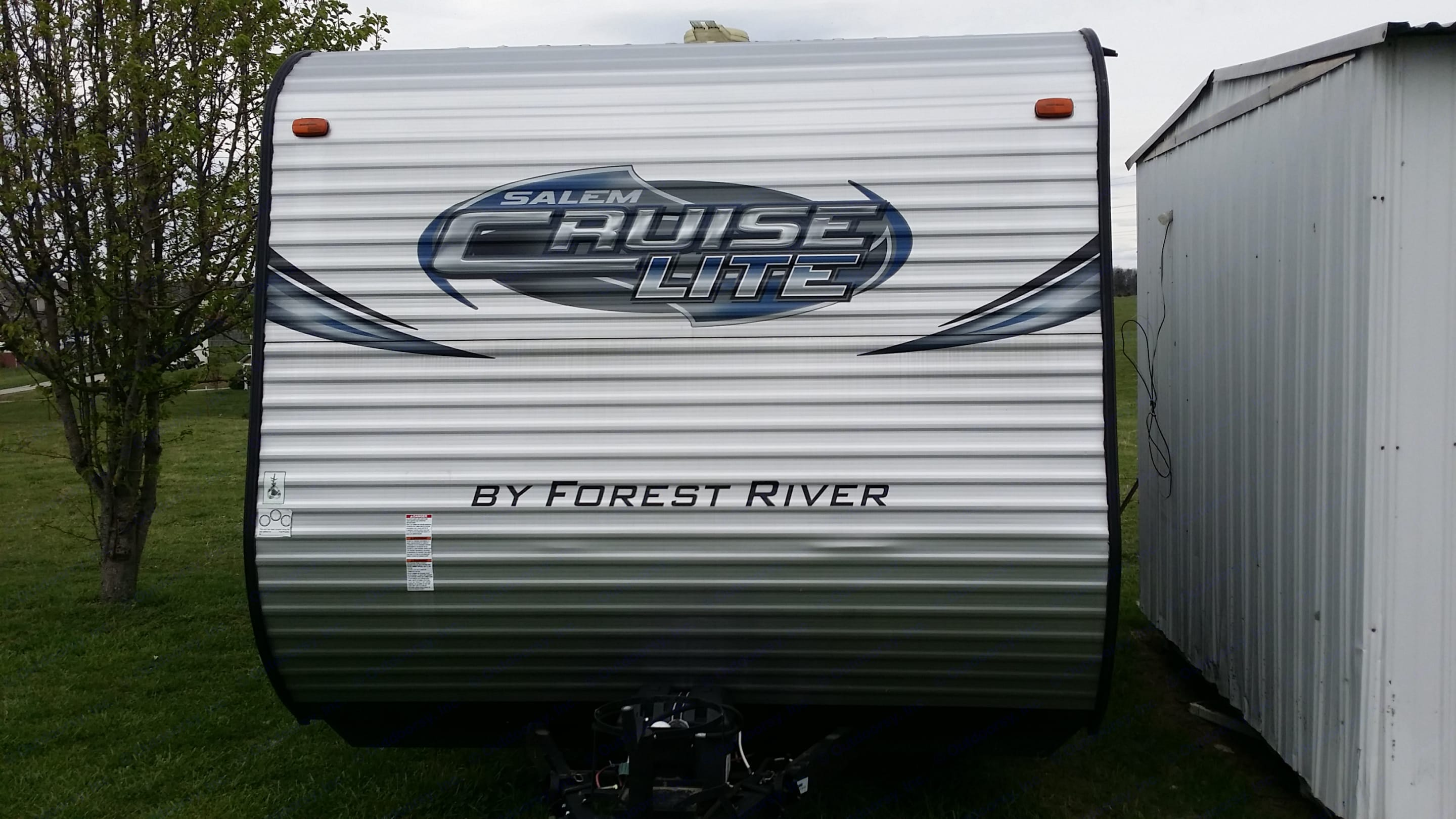 Forest River Cruise Lite 2015