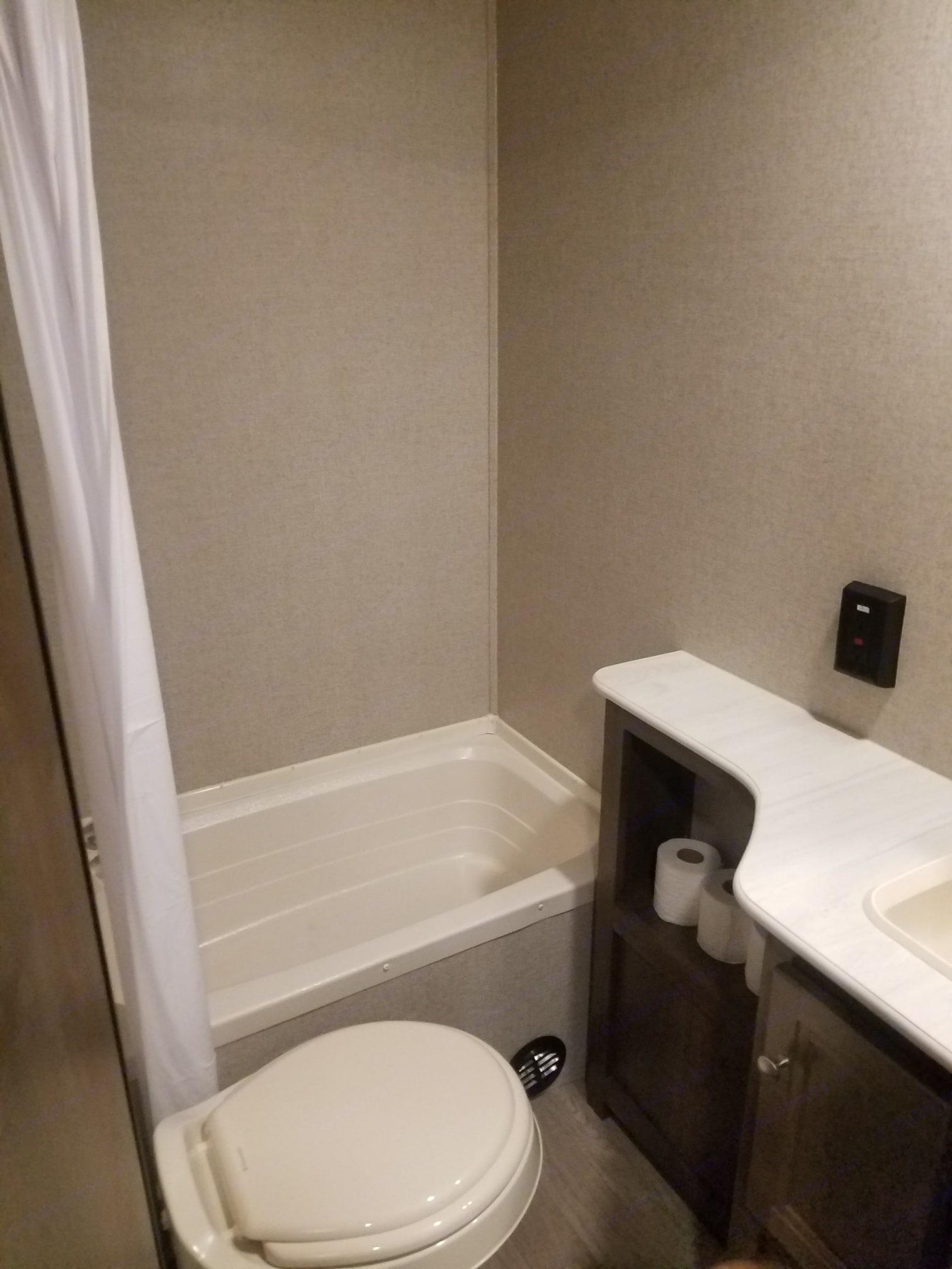Bathroom. Coleman Other 2019