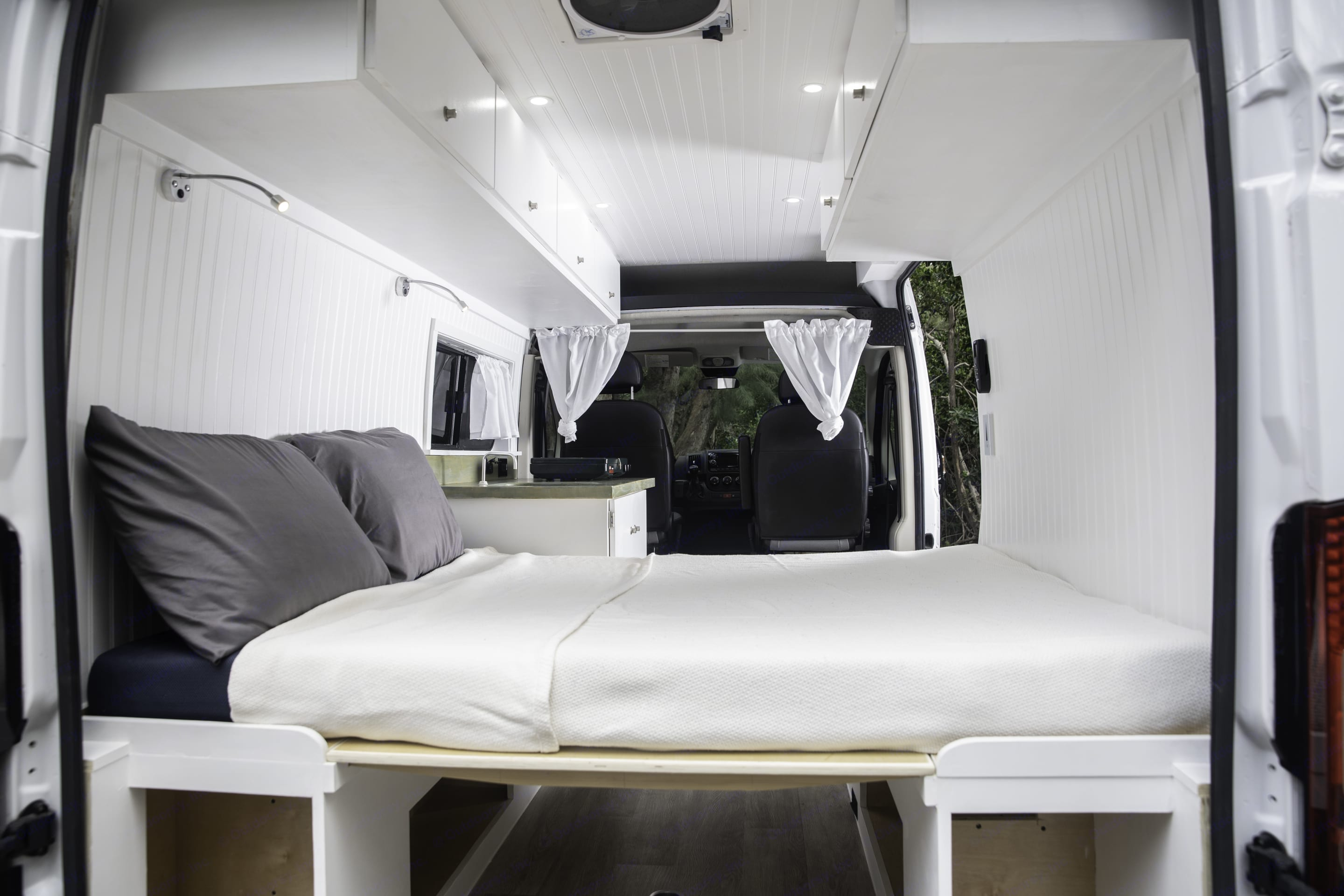 RAM Promaster Hig Roof 2017