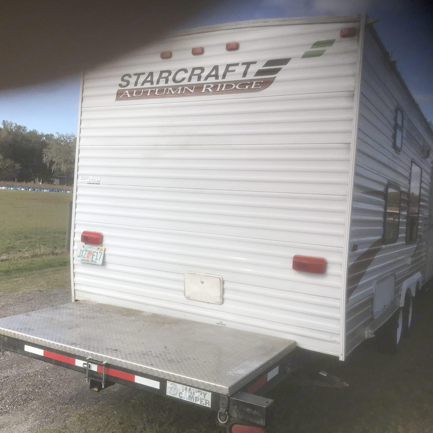 Starcraft Autumn Ridge 2010