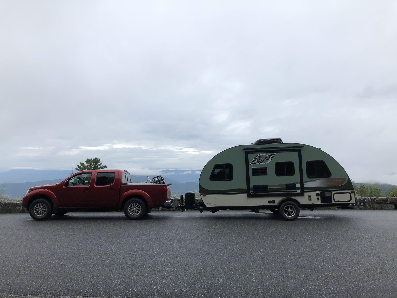 Shenandoah National Park, VA. Forest River R-Pod 2017