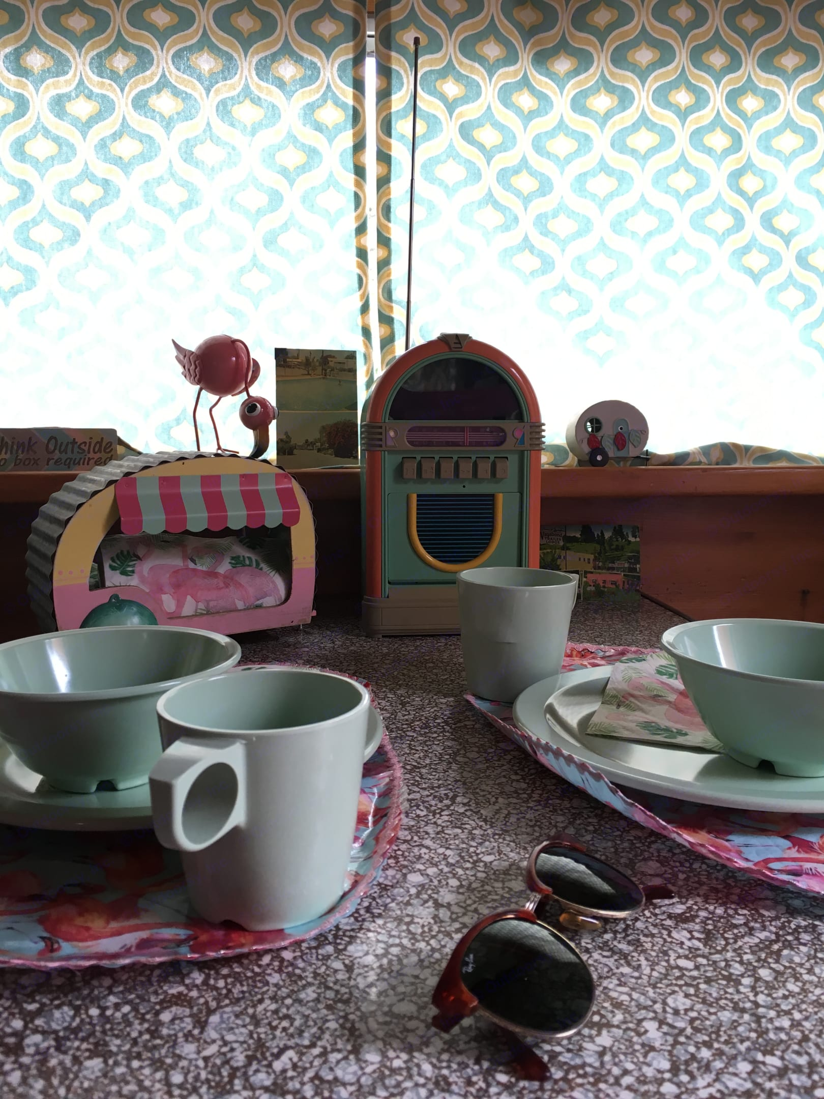 Ready for lunch. . Abi Leisure Products Other 1960