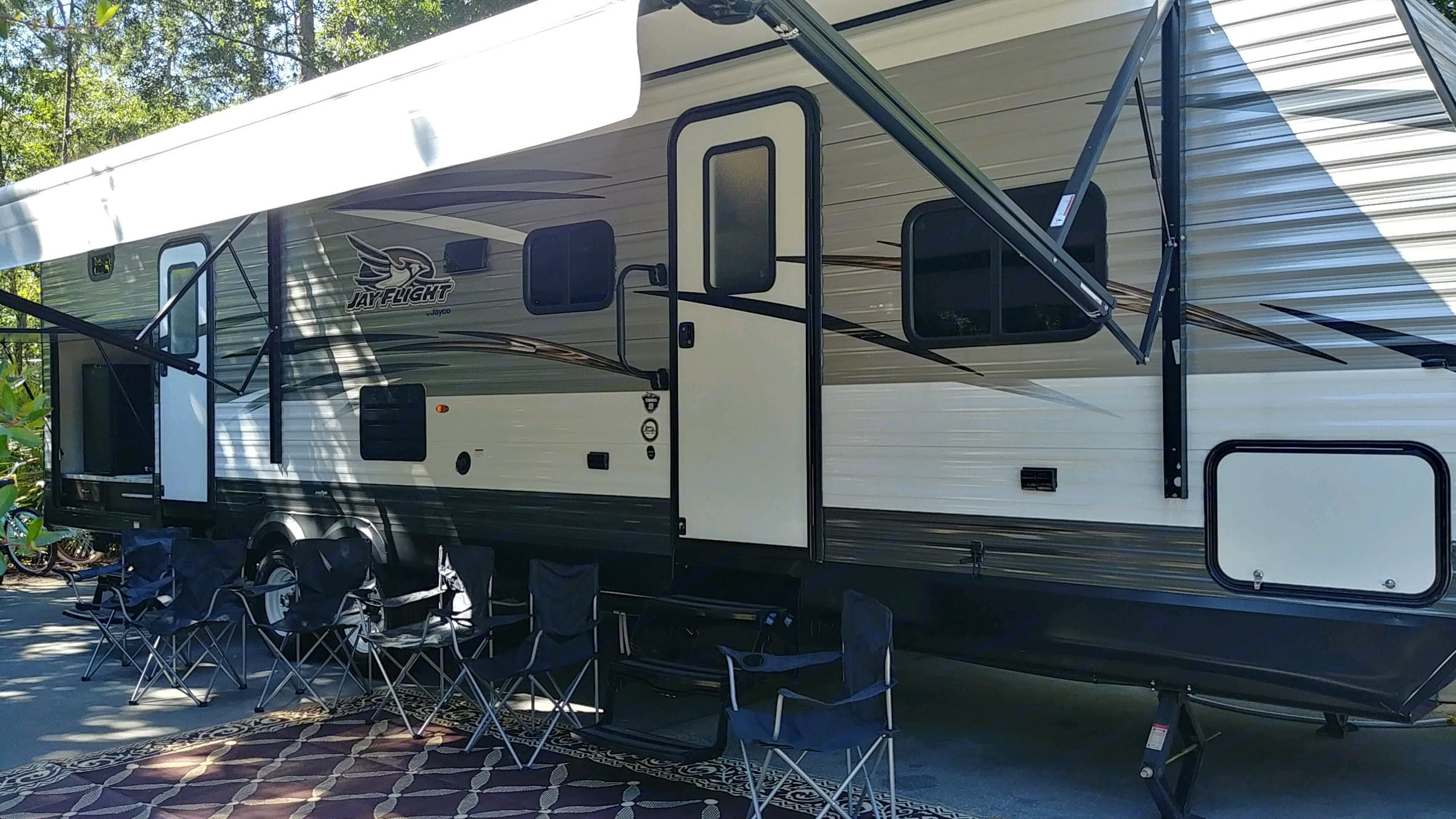 Outdoor Living at its Best!. Jayco Jay Flight 2018