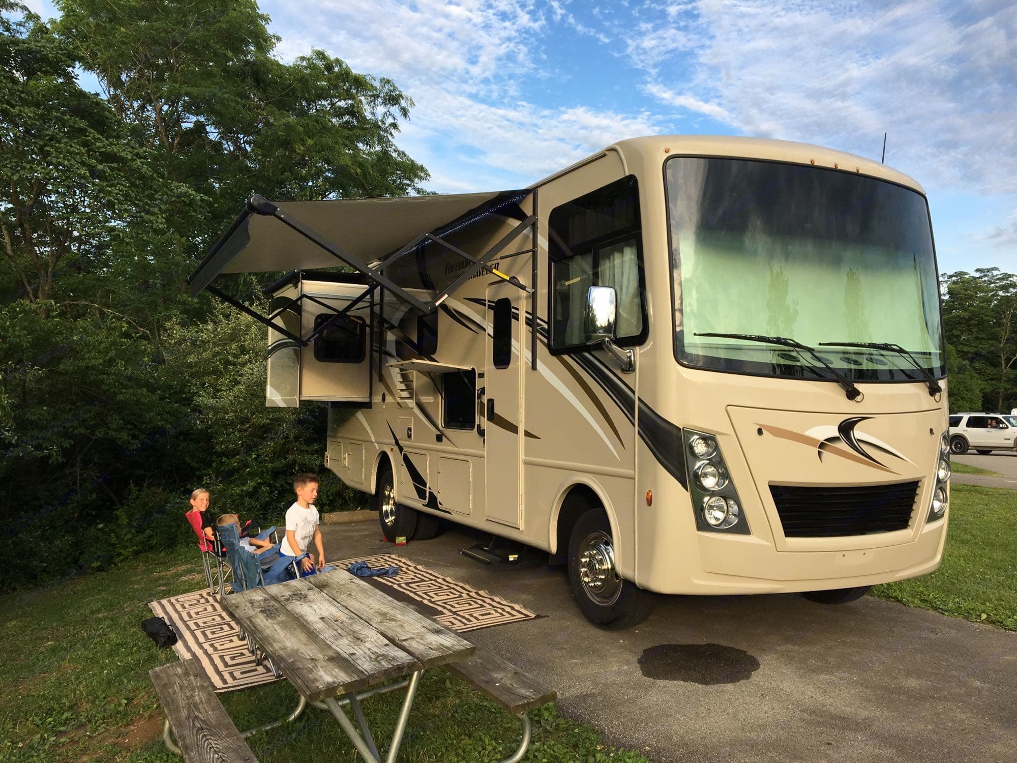Thor Motor Coach Freedom traveler a27 2019