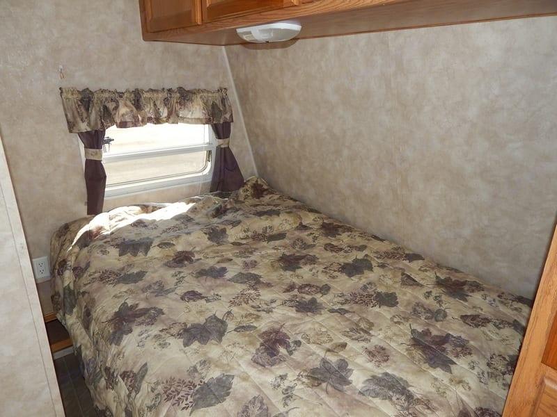 Upgraded Double Bed!. Keystone Springdale 2006