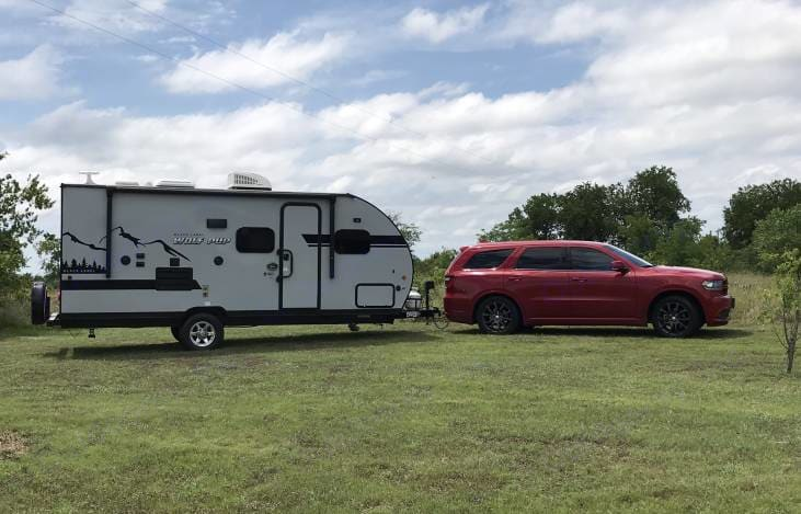1/2 Ton and SUV towable - . Forest River Cherokee Wolf Pup 2019