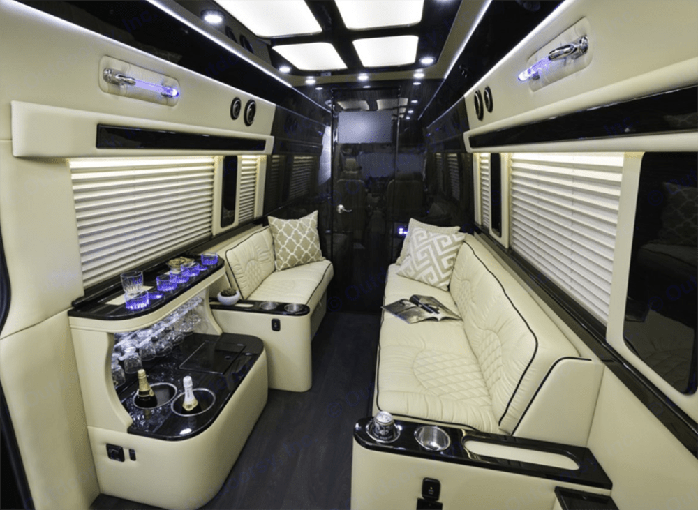Midwest Automotive Designs Super Sprinter 2020