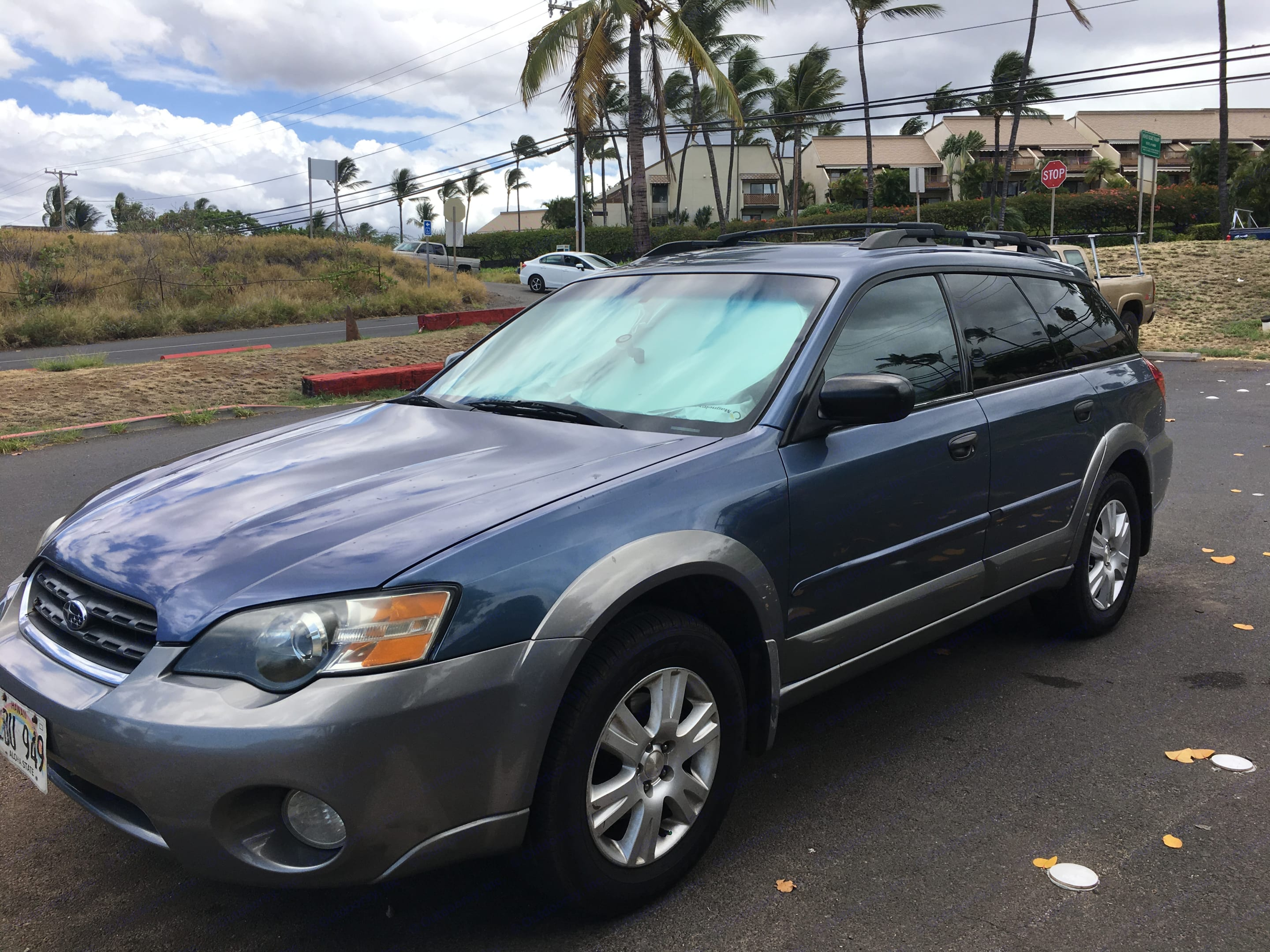 """Say hello to """"Lucy""""!. Subaru Outback 2005"""