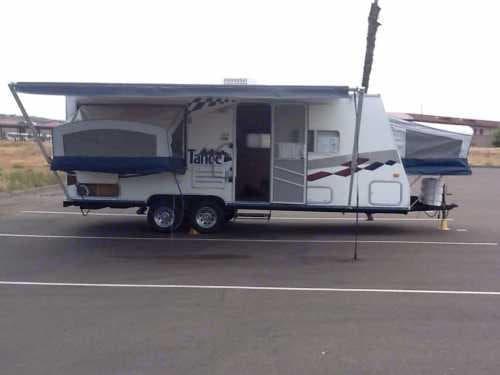 Thor Motor Coach Tahoe 2003