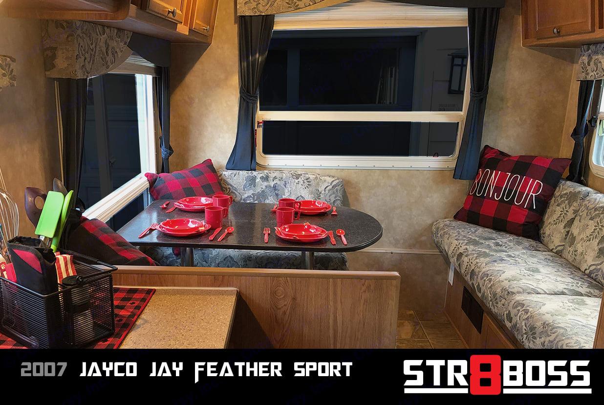 Jayco Jay Feather Sport 2007