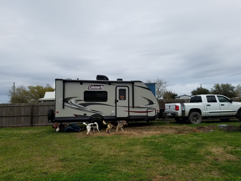 Coleman Explorer 2018