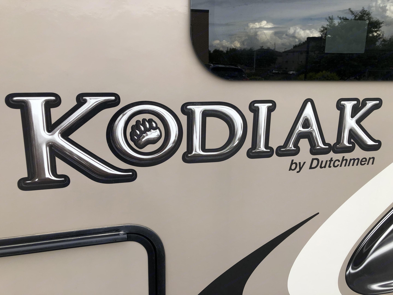 ROAR!!!!!!. Dutchmen Kodiak 2014
