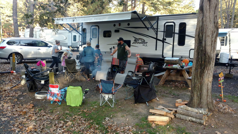 More camping fun. Jayco Jay Flight SLX 2016