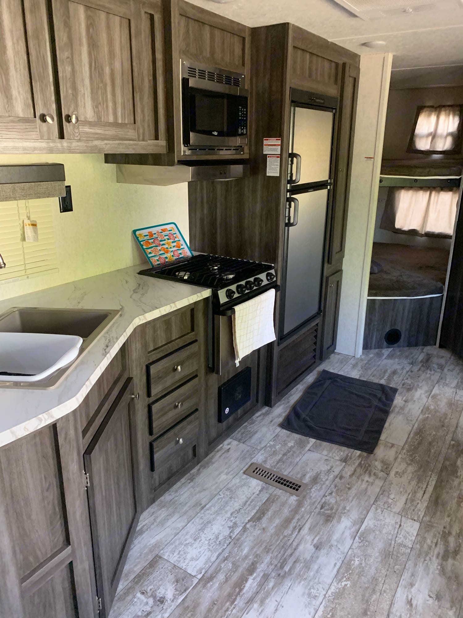 kitchen. Open Range Mesa Ridge 2019