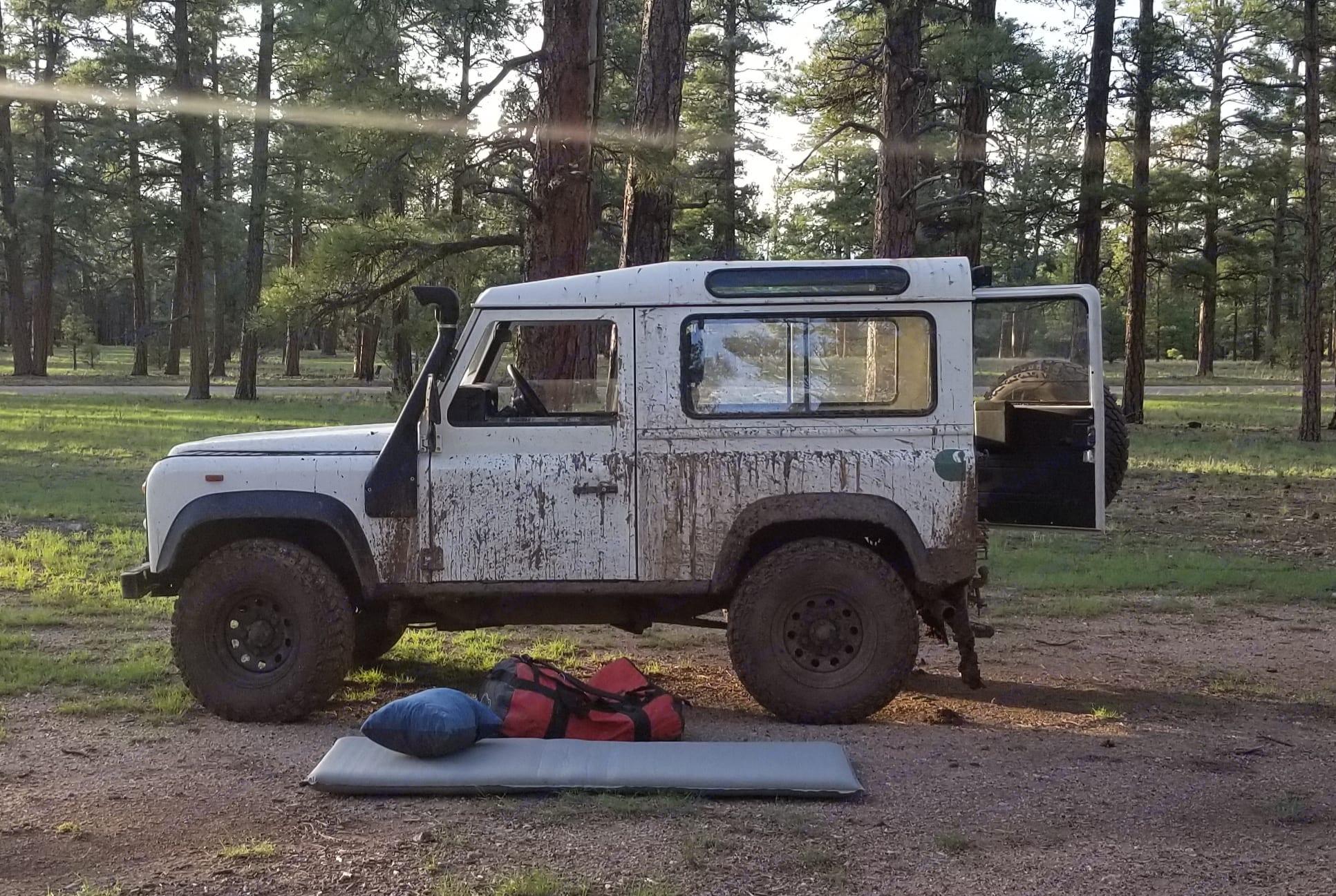 Land Rover Defender 90 1991