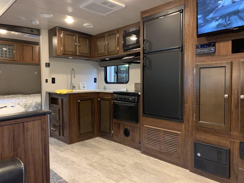 Kitchen. Heartland Wilderness 2019