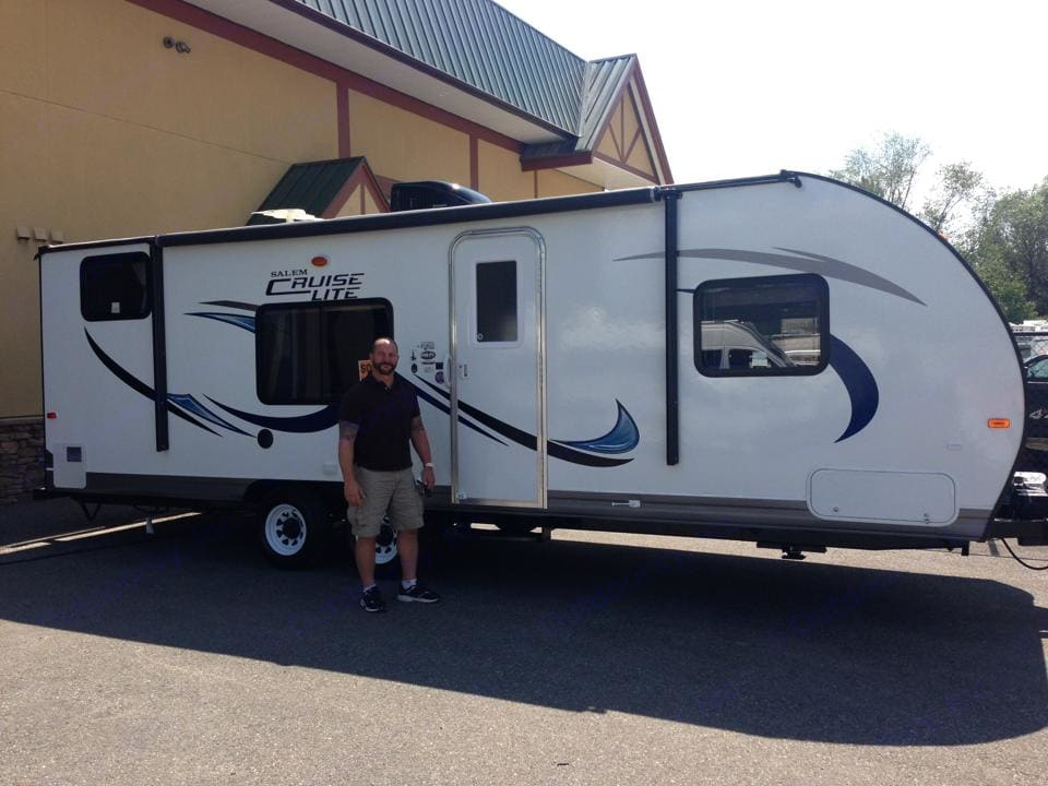 Forest River Salem Cruise Lite 2015