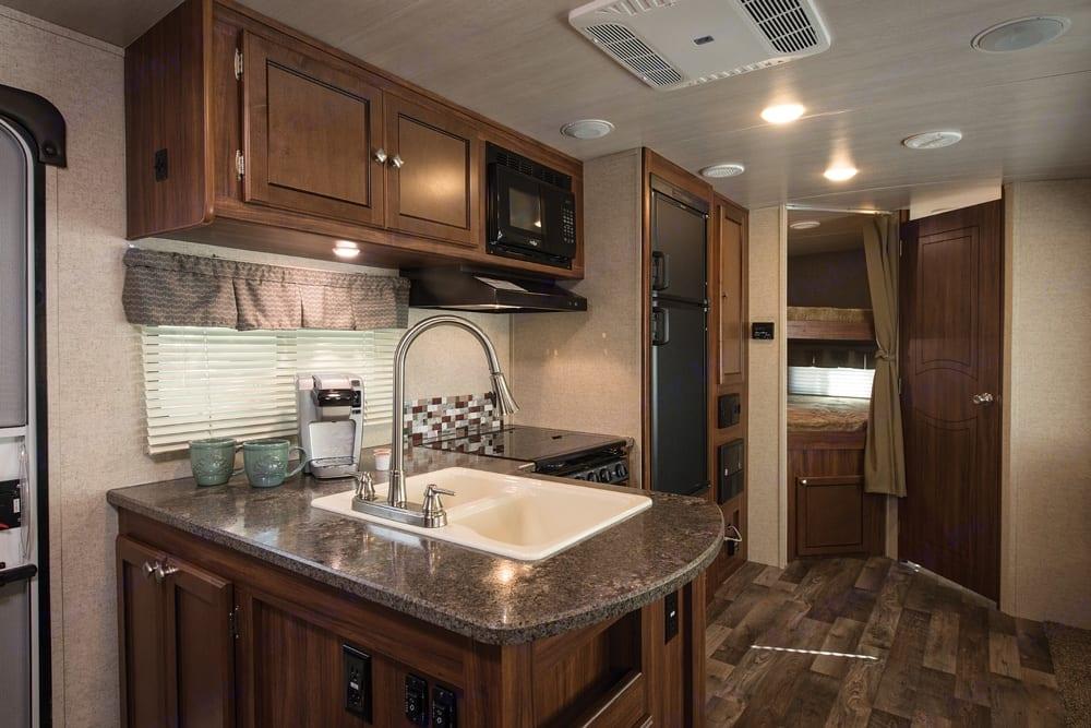 Kitchen. Heartland Other 2018