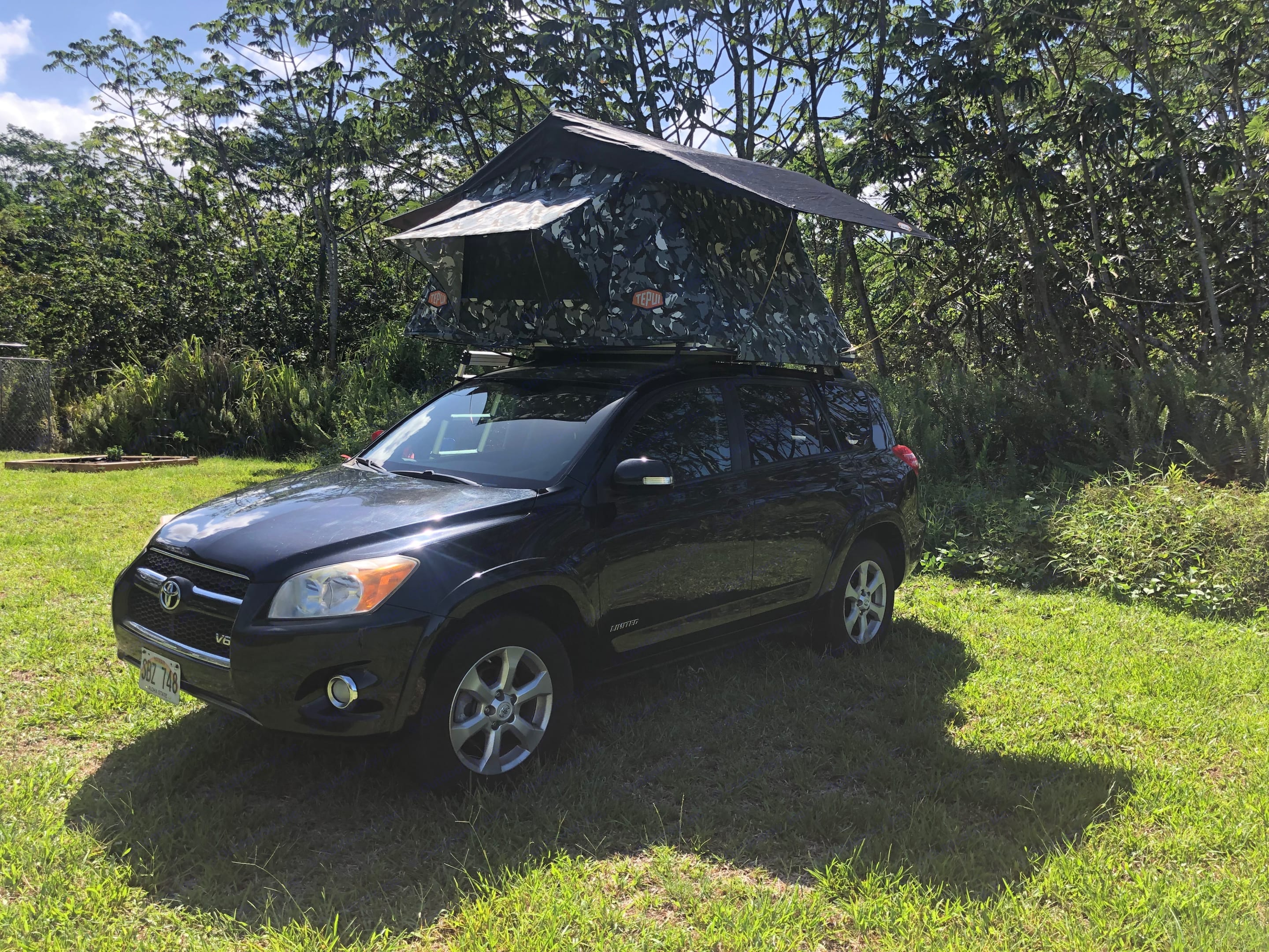 4wd, great mpg, this little rav with tepui tent is perfect for your adventure!. Toyota Rav4 2011
